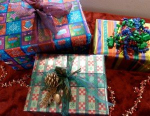 Presents 300x232 The Best Gift For Any Holiday—Isn't the Self Gift