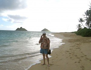 Working Hard? Or Hardly Working in Hawaii...