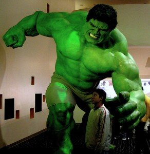 Taming Your Inner Hulk or How To Deal With Difficult People