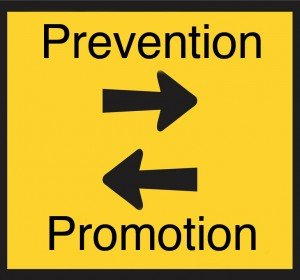 Pervention Promotion V1 300x280 Promotion or Prevention? What's Your Focus And Why It Matters