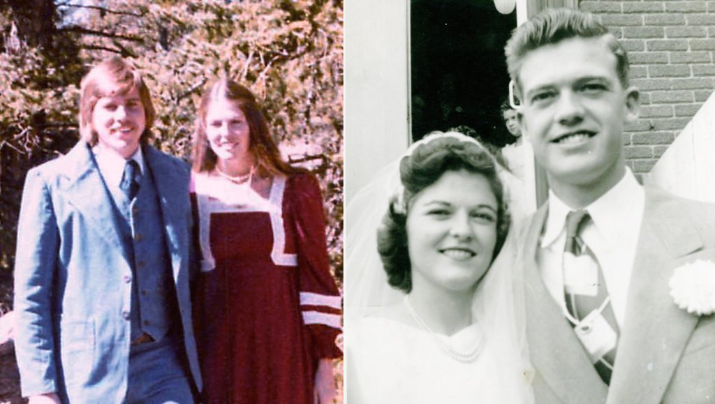 wedding photos 1024x579 Five Big Ways My Marriage Differs From My Mother's