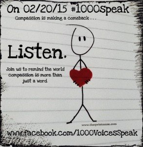 #1000 Voices For Compassion
