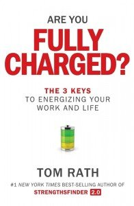 Is Your Bucket Full & Fully Charged?