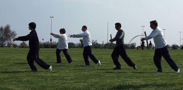 Tai Chi – The Path To A Moving Meditation On Life
